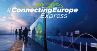 """Connecting Europe Express"" macht Halt in Karlsruhe"