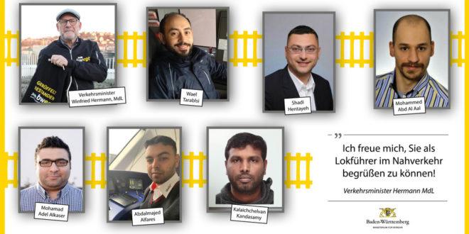 15 Flüchtlinge qualifizieren sich erstmals als Fahrer