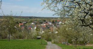 1,6 Millionen Euro für die Landumstrukturierung Mainhardt-Geißelhardt