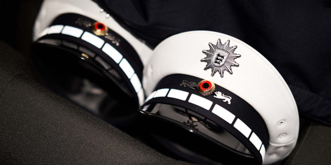 Studienbeginn am Police College
