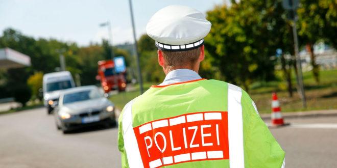Polizeikoronagleichgewicht der Weihnachtsferien