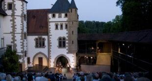 Corona Nothilfe für die Burgfestspiele Jagsthausen