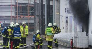 Ausweitung des Schutzes freiwilliger Feuerwehrleute