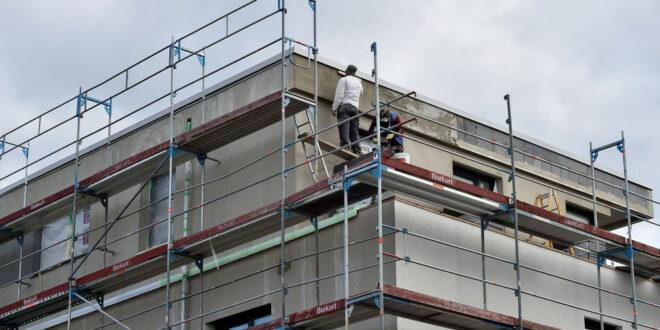 Reichen Sie einen Gebäudeantrag bequem von zu Hause aus ein
