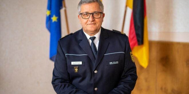 Neue Führungspositionen bei der Polizei