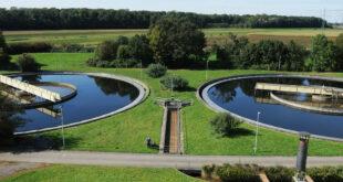 Grundstück unterstützt den Bau eines Regenüberlaufbeckens in Bad Mergentheim
