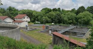 4,8 Millionen Euro für die Modernisierung der Kläranlage Blaufelden