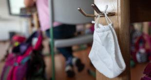 Lockerung der Maskenpflicht in Schulen