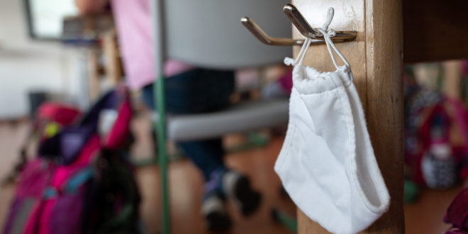 Anpassung der Schulkoronaregulierung an den dynamischen Infektionsprozess
