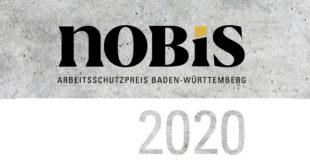 """Arbeitsschutzpreis """"NOBIS"""" 2020 verliehen"""