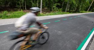 Austausch mit niederländischen Radsportexperten