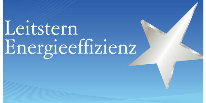 """Auszeichnung """"Leitstern Energieeffizienz"""" für Stadt und Land"""