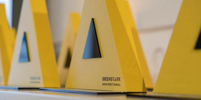 Baden-Württemberg sucht 2021 nach den stärksten Ideen