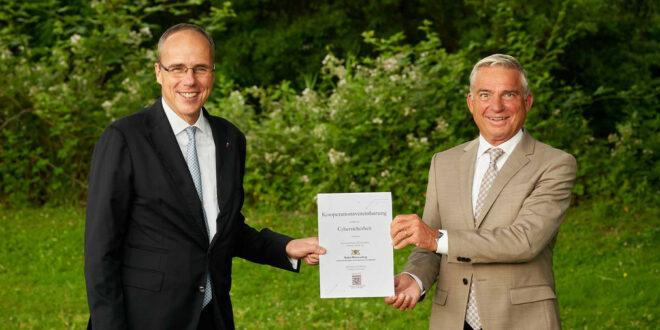 Baden-Württemberg und Hessen geben Kooperationsvereinbarung bekannt