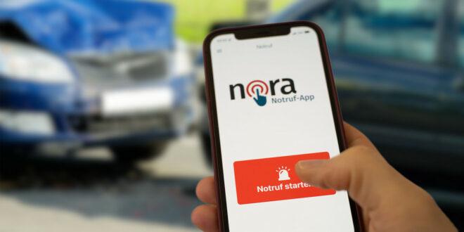 Barrierefreier Notruf per App