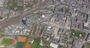 Beginn der Erweiterung des Regionalbahnhofs Stuttgart-Vaihingen
