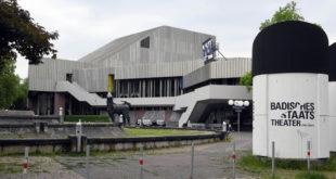 Dreijähriger Interimsdirektor am Badischen Staatstheater