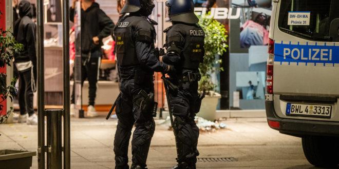 Bericht über die Stuttgarter Unruhen