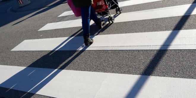 Berücksichtigen Sie Fußgänger bei der Verkehrsplanung stärker