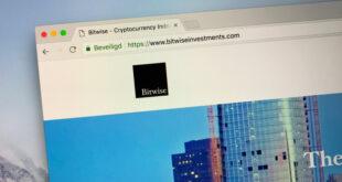 Bitwise sammelt 70 Millionen US-Dollar für die Finanzierung der Serie B
