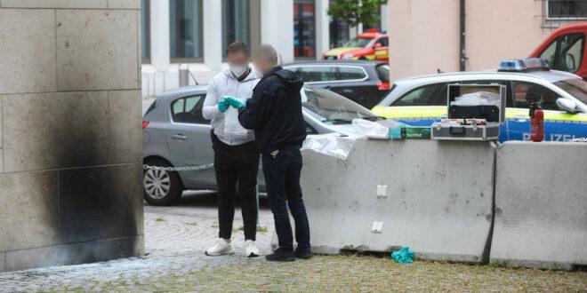 Brandanschlag auf Synagoge in Ulm verurteilt