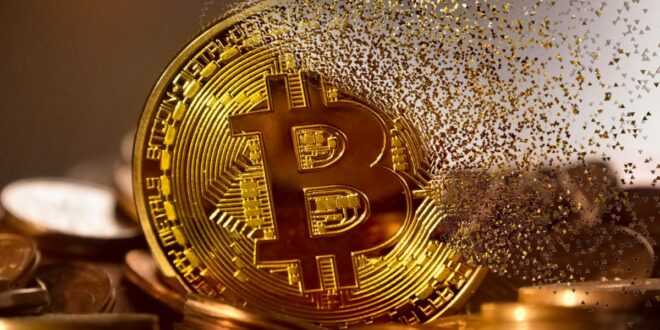 Bullen in Qual, als Bitcoin unter 32.000 US-Dollar fällt, aber Inflationsängste drohen