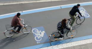 Bundesregierung fördert Fahrradautobahn bei Freiburg