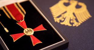 Bundesverdienstkreuz für Joachim Draheim