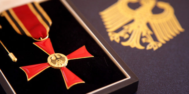 Bundesverdienstkreuz für Harry Brambach