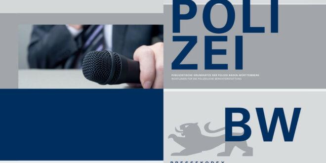 Bundesweite Standards für die Pressearbeit der Polizei