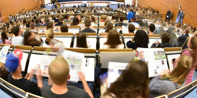 Bundesweiter Studieninformationstag zum ersten Mal digital