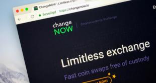 ChangeNOW Exchange führt neue Festpreisoption ein