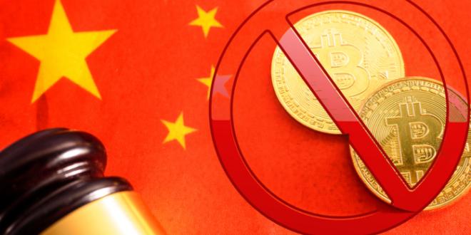 China geht hart gegen Kryptowährungsdienste vor