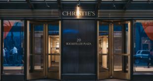 Christie's versteigert seltene Laseraugen Bored Ape