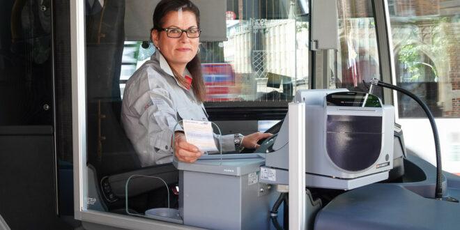 Corona-Trennscheiben in Bussen werden weiterhin gefördert