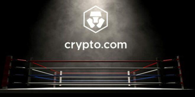 Crypto.com gibt historische Partnerschaft mit UFC im Wert von 175 Millionen US-Dollar bekannt