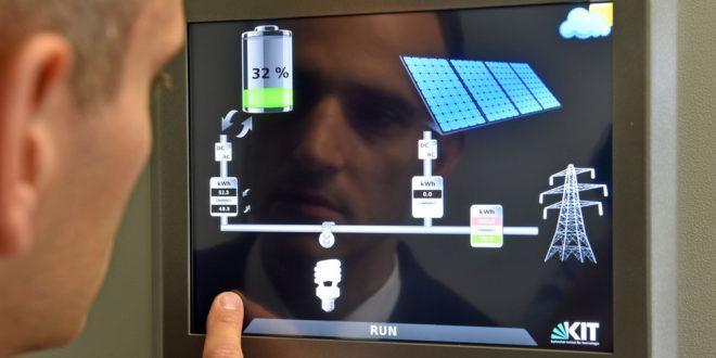 """Das Förderprogramm """"Netzfreundliche Speicherung von Photovoltaikbatterien"""" wird fortgesetzt"""