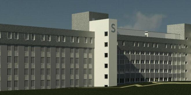 Das Gefängnis in Ravensburg wird vergrößert