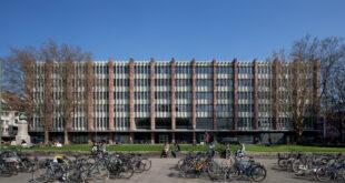 Hochschulgebäude II der Universität Freiburg wird weiter saniert