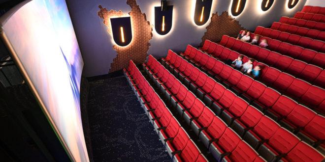 Das Kinoprogramm wird mit 1,1 Millionen Euro ausgezeichnet