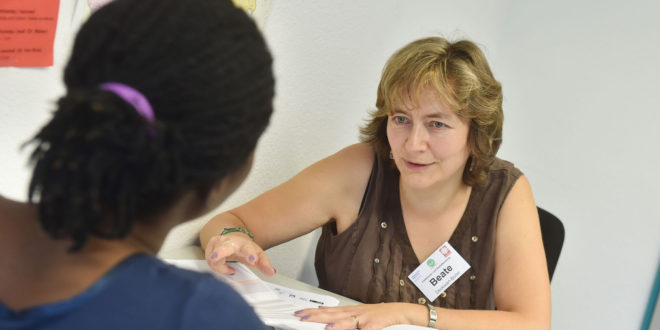Das Mentoring-Programm für Migrantinnen erhält eine Zertifizierung