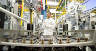 Das Förderprogramm für Ressourceneffizienz löst Investitionen in Höhe von 1,2 Milliarden Euro aus