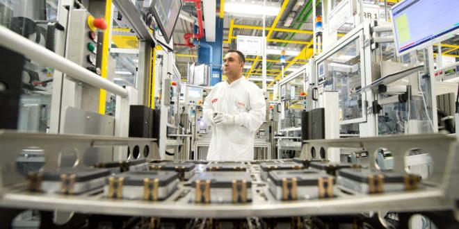 Das Ressourceneffizienzprogramm löst Investitionen in Höhe von 1,2 Milliarden Euro aus