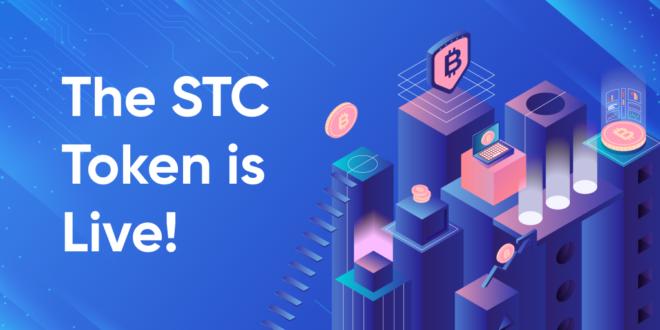 Das STC-Token ist live