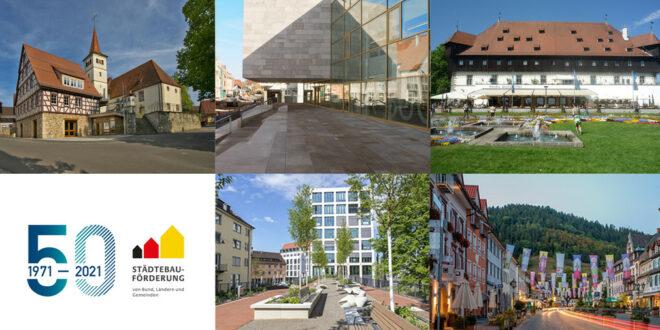 Das Stadtentwicklungsprogramm 2022 beginnt
