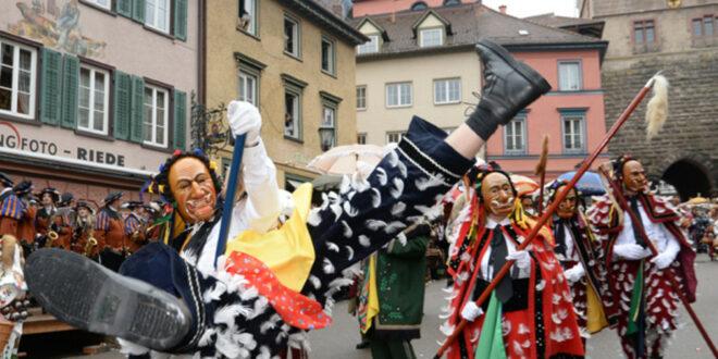 Das kulturelle Erbe des schwäbisch-alemannischen Karnevals wird erkundet