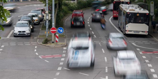 Debatte über die Änderung der Straßenverkehrsordnung im Bundesrat