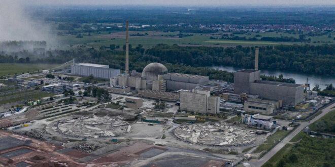 Der Atomausstieg in Baden-Württemberg ist weit fortgeschritten