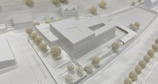 Der Wettbewerb um den Neubau des Hauptquartiers der Kriminalpolizei und der Polizeistation Calw wurde entschieden