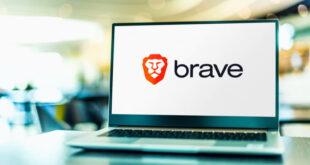 Der mutige Browser unterstützt unaufhaltsame Domänen